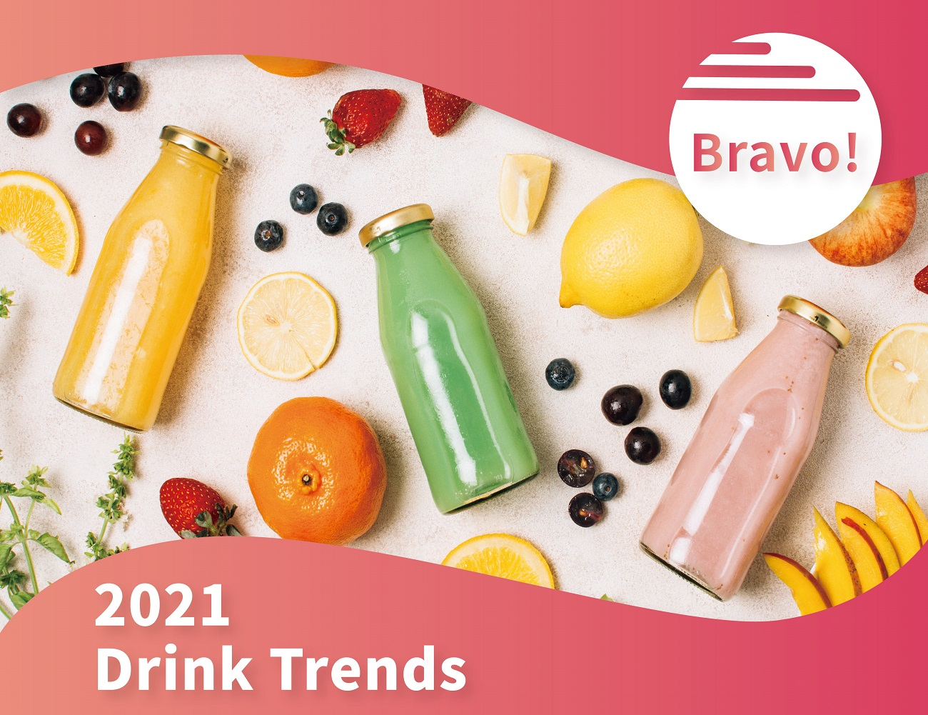 2021 Global Drink Trends!